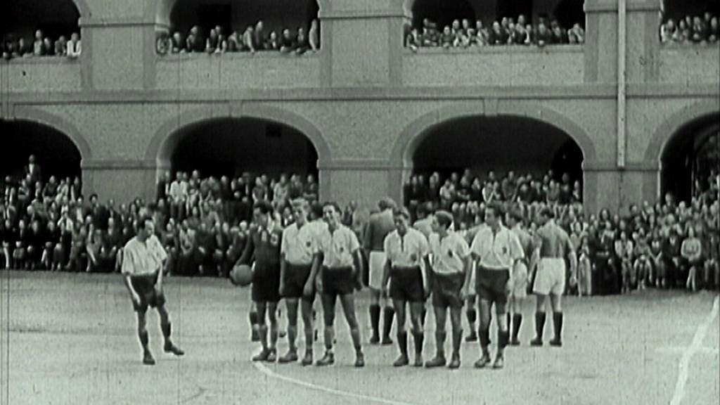 Utkání Terezínské ligy