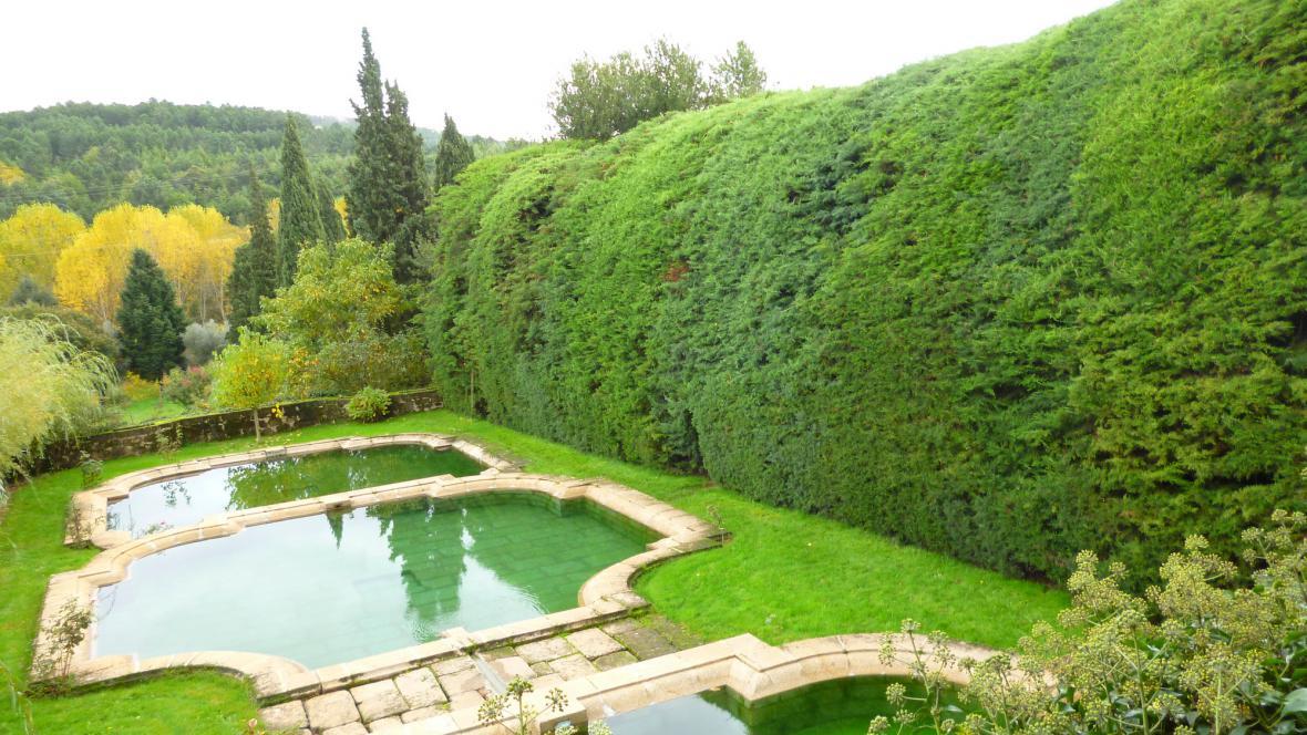 Zahrady Casa de Mateus