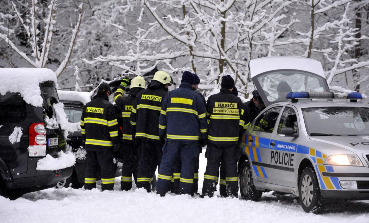Vyšetřování tragické nehody lanovky