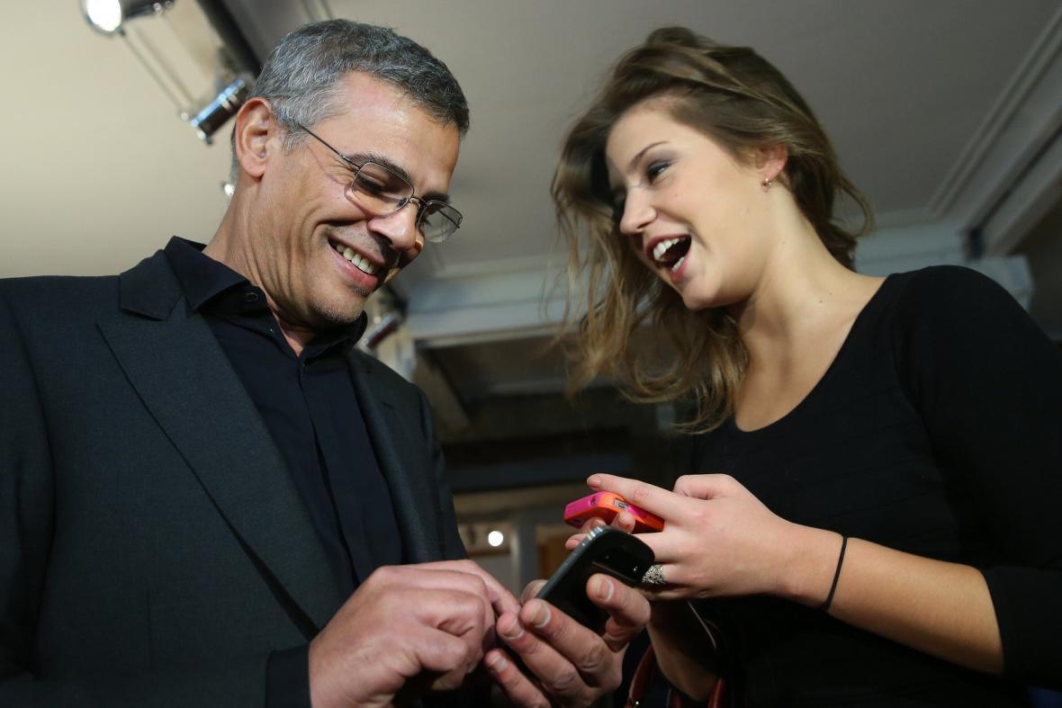Abdellatif Kechiche a Adele Exarchopoulosová