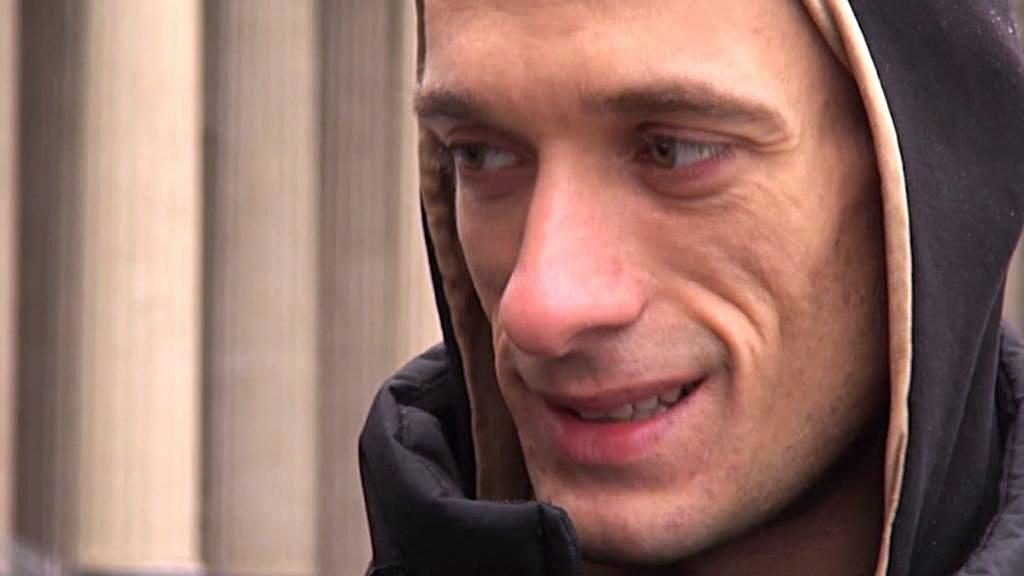 Petr Pavlenskij v rozhovoru pro ČT
