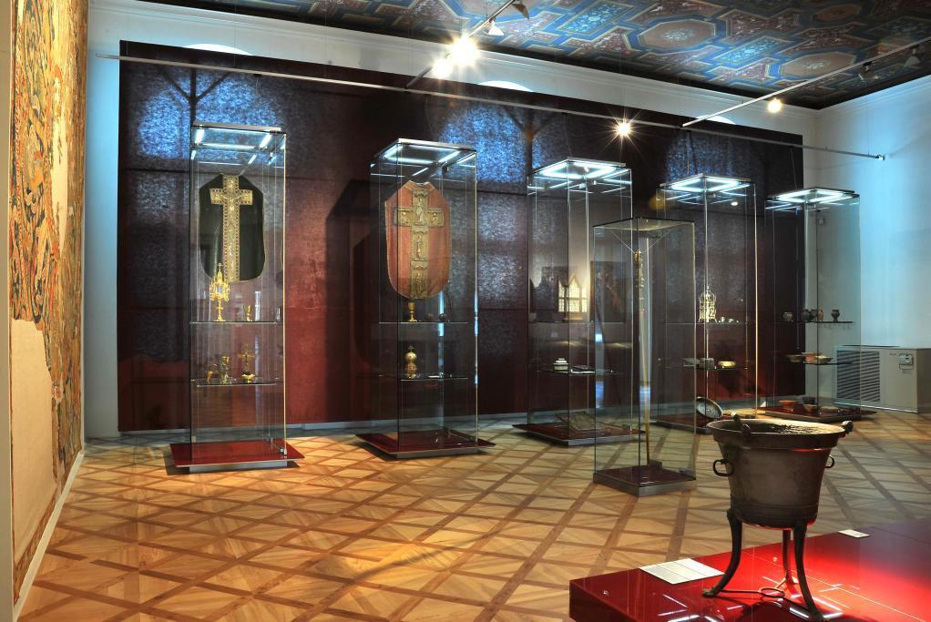 Stálá expozice v Uměleckoprůmyslovém muzeu