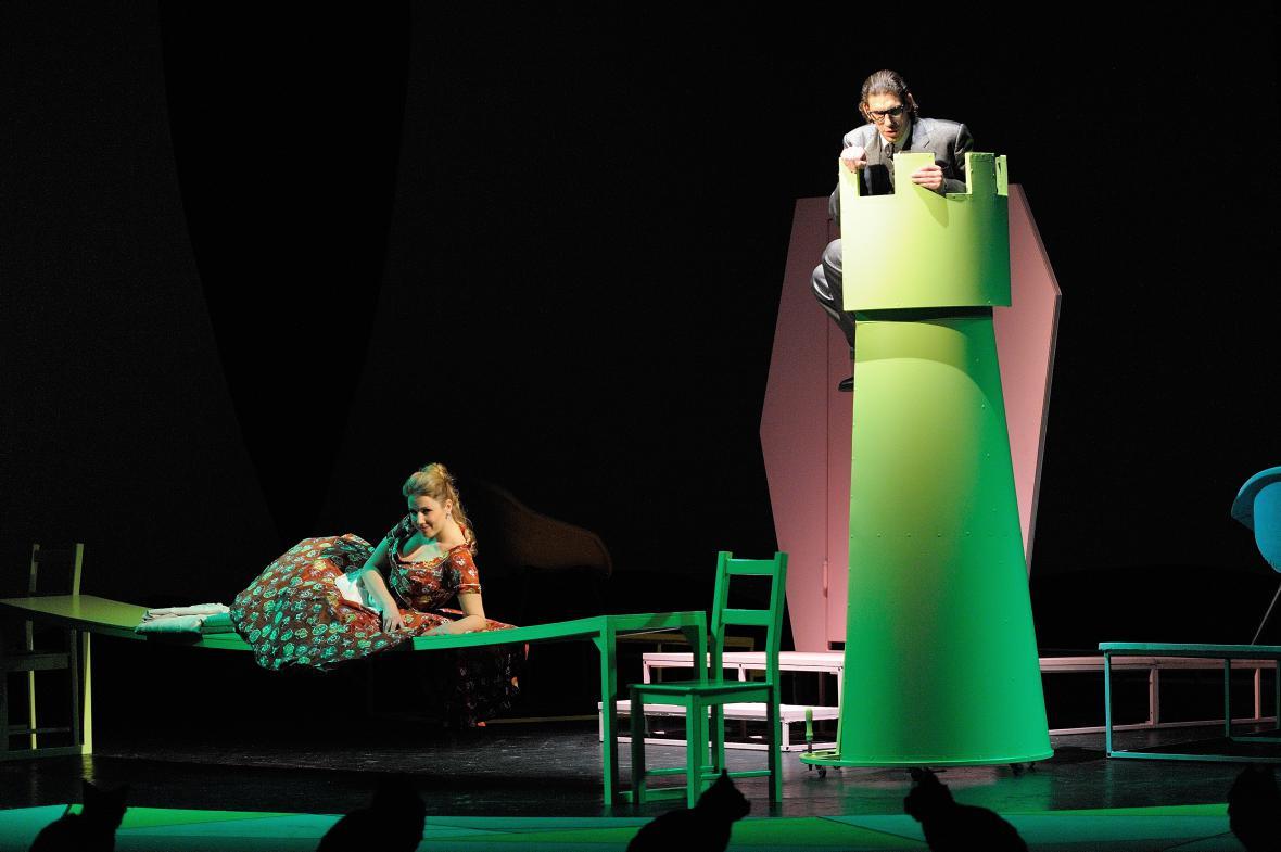 Opera Mirandolina v NDM