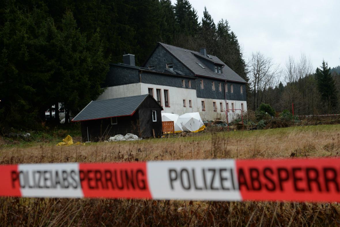 Německá policie řeší případ kanibalismu