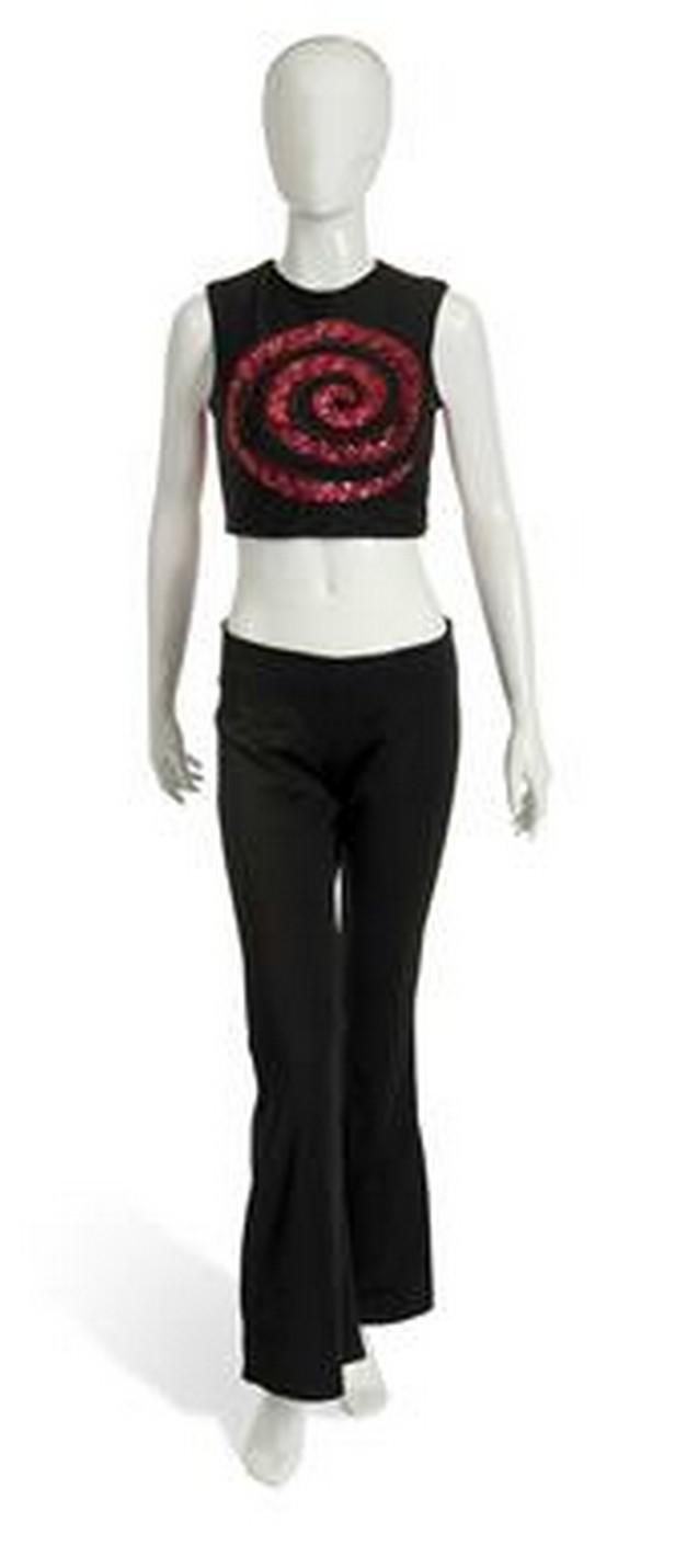 Koncertní oblek Britney Spears
