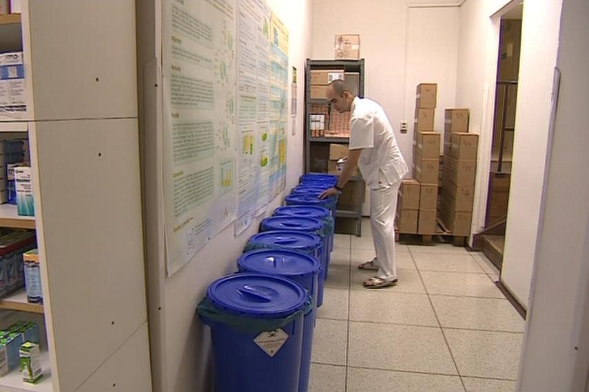 Recyklace v lékárnách