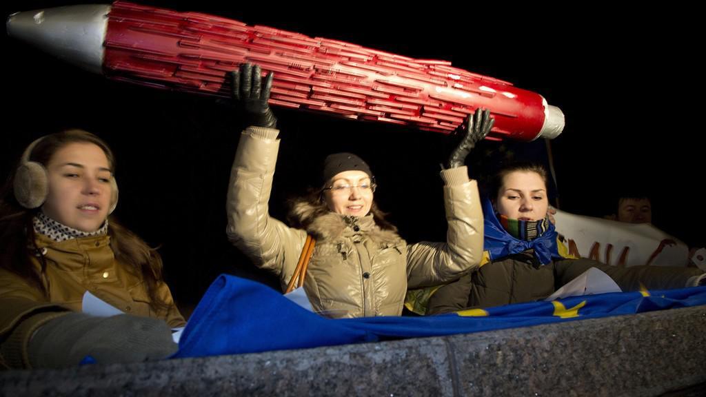 Protest ve Vilniusu
