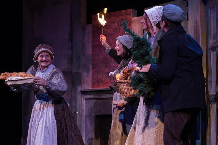 Děvčátko - vánoční příběh