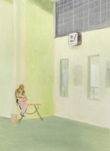 Dílo čínského malíře Wu Ii