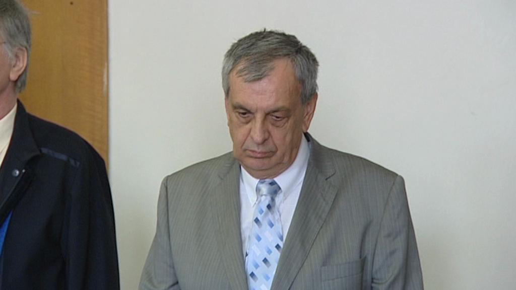 Exstarosta Náchoda Oldřich Čtvrtečka