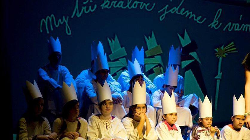 Tříkrálový koncert v Brně