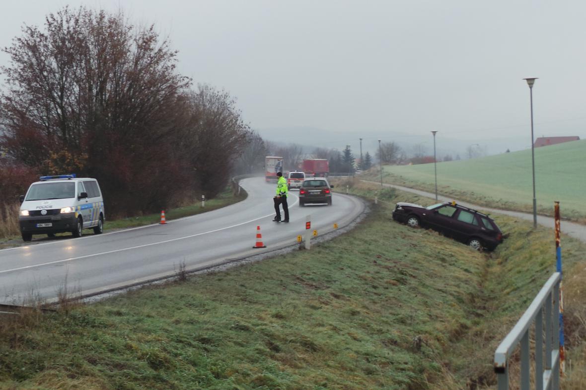 Nehoda u Brankovic