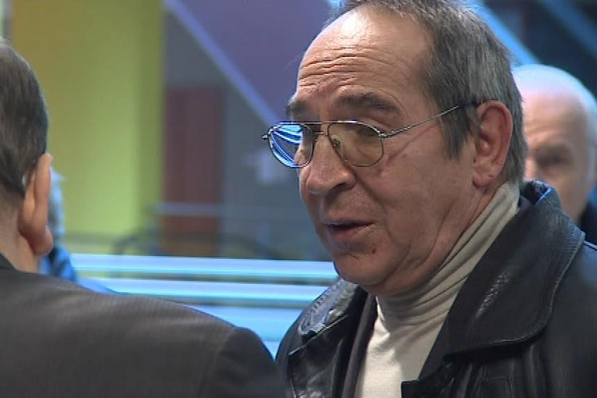 Soudní znalec Miloš Štěrba