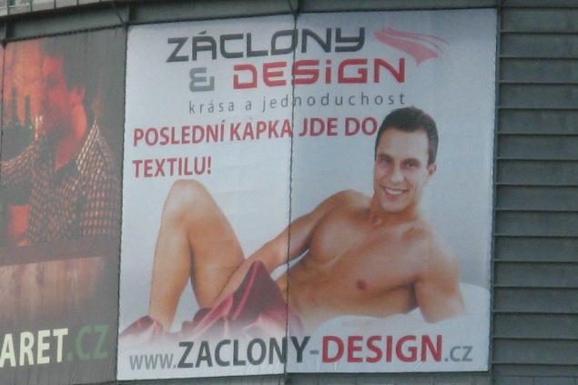Záclony a design