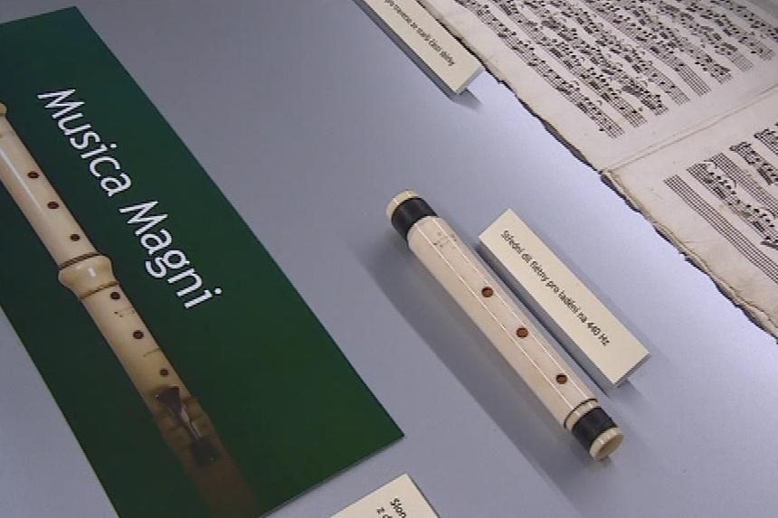 Výstava Musica Magnis