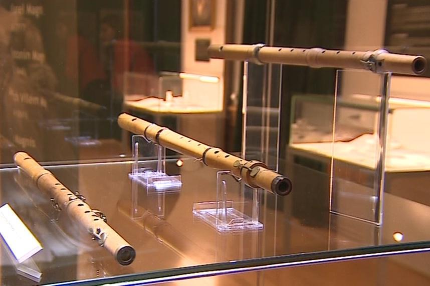 Historický hudební nástroj