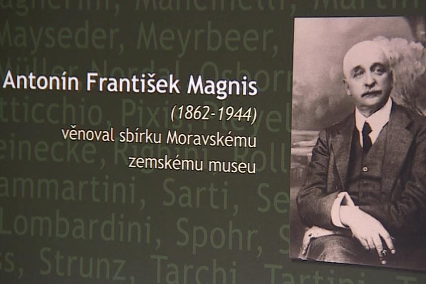 Antonín František Magnis