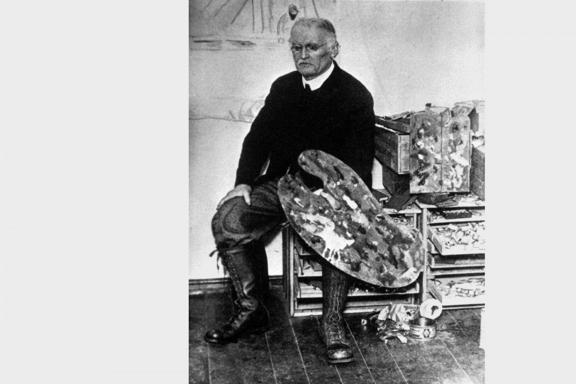 Edvard Munch, 1934