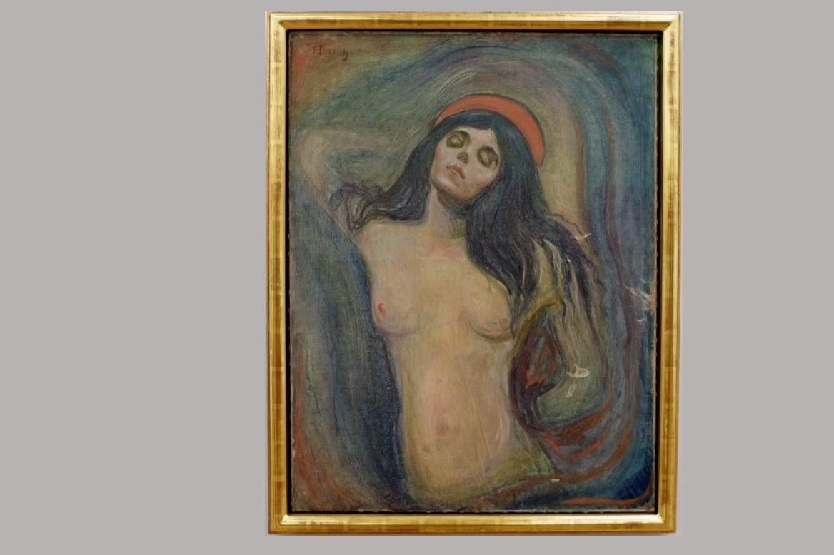 Edvard Munch / Madonna