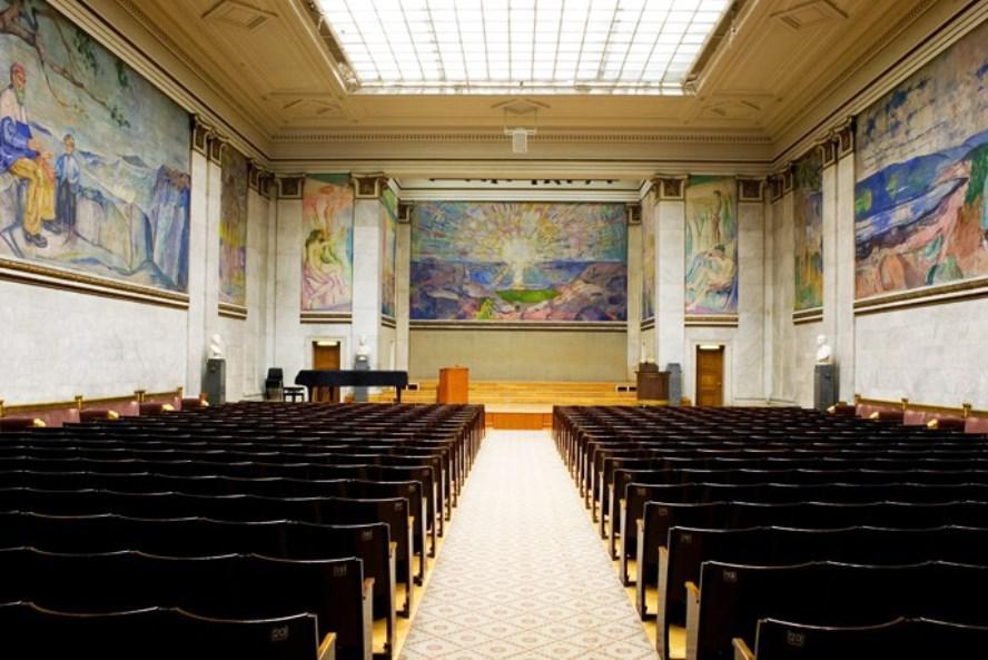 Aula Univerzity v Oslu