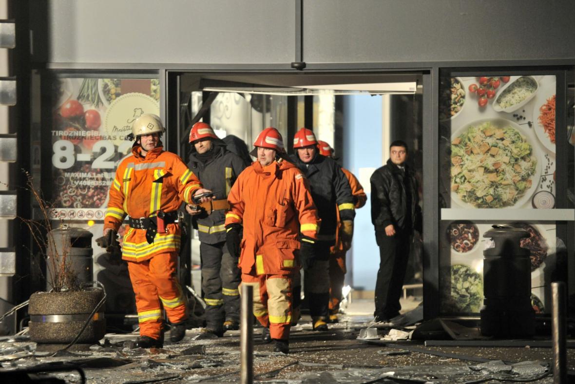 Neštěstí v Rize