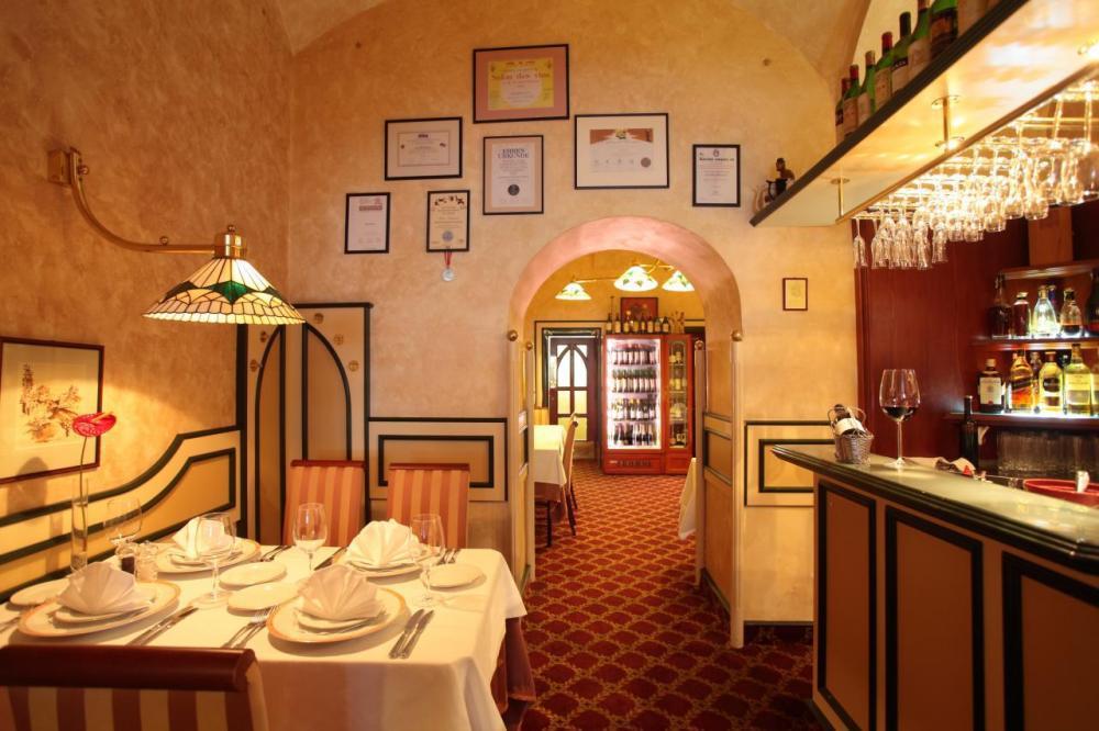 Restaurace Promenáda