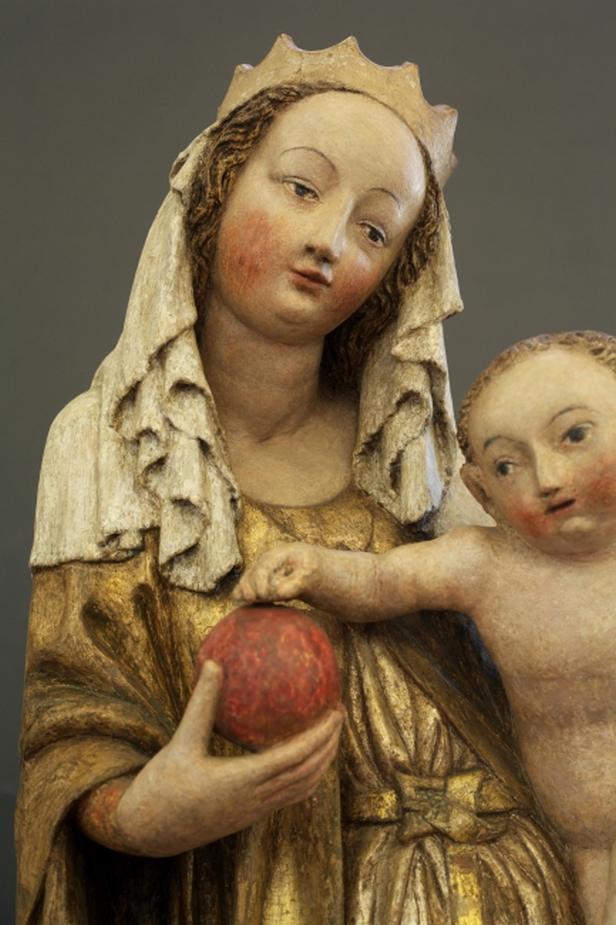 Výstava Obrazy krásy a spásy. Gotika v jihozápadních Čechách