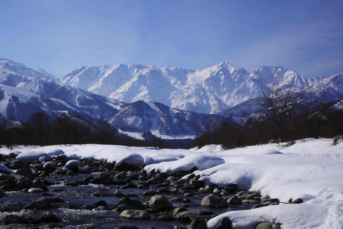 Nagano, Japonsko - je skvělou základnou pro objevování nedalekých lyžařských areálů