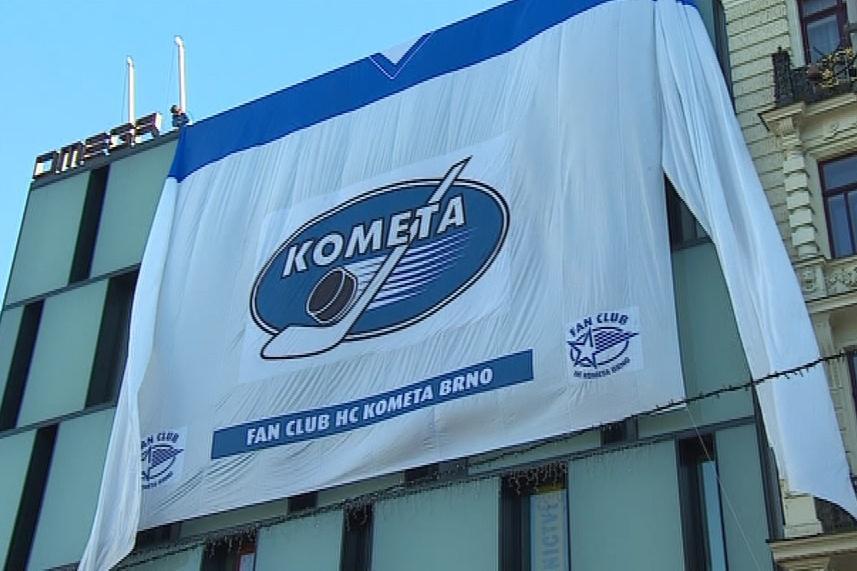 Oslavy šedesáti let hokejové Komety