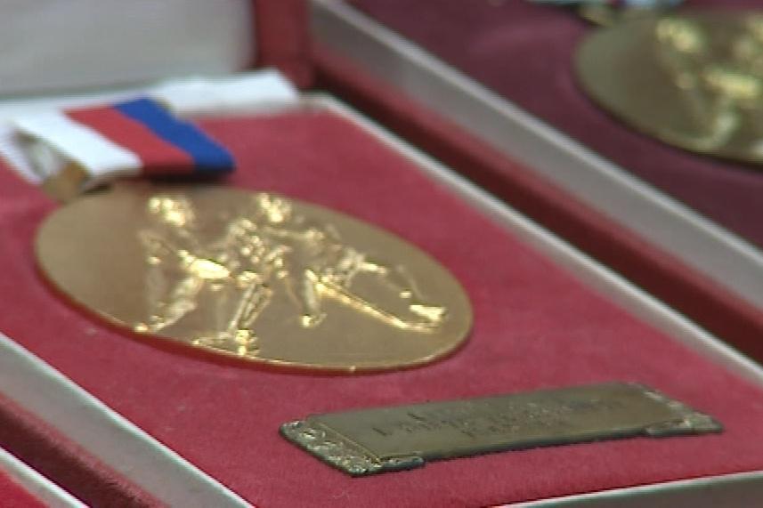 Výstava k 60. výročí hokejového klubu Kometa