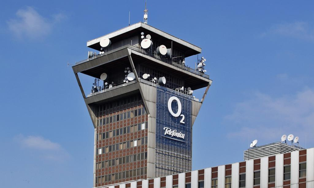 Telekomunikační věž Telefóniky