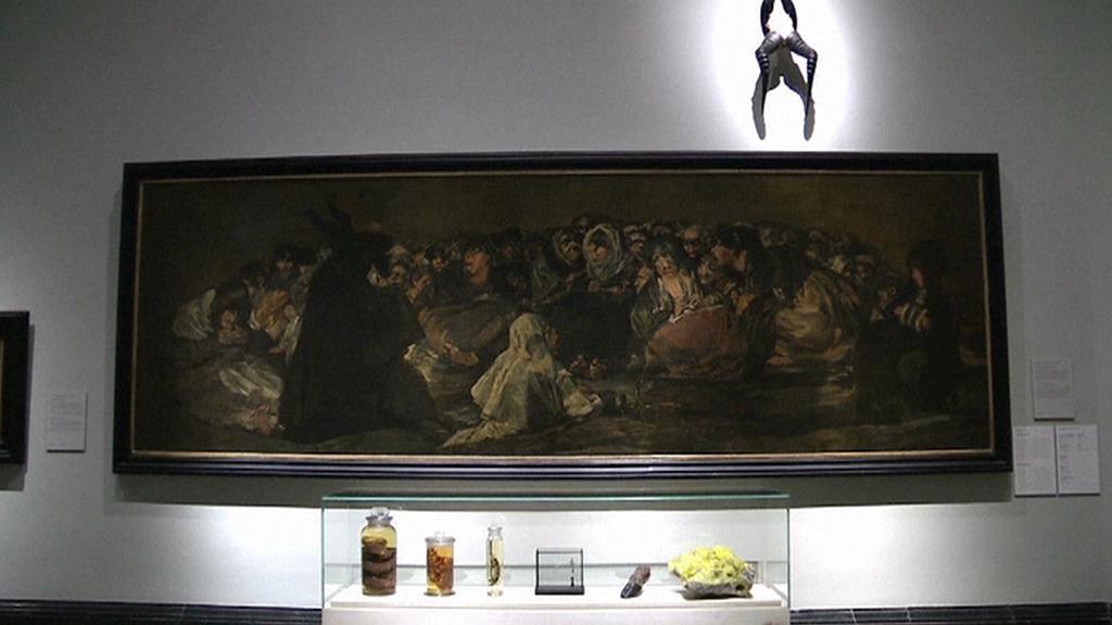 Muzeum Prado / Historias Naturales