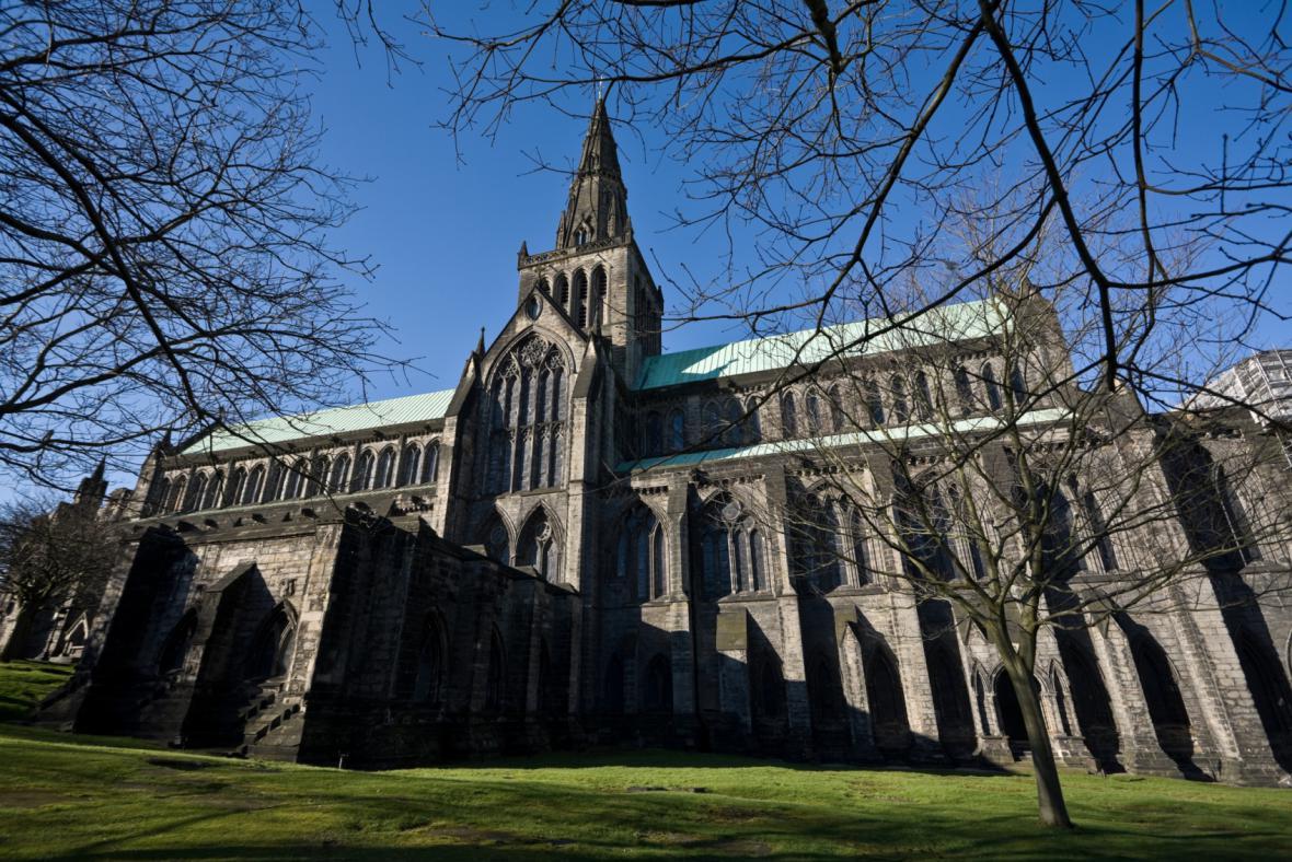 Katedrála v Glasgow