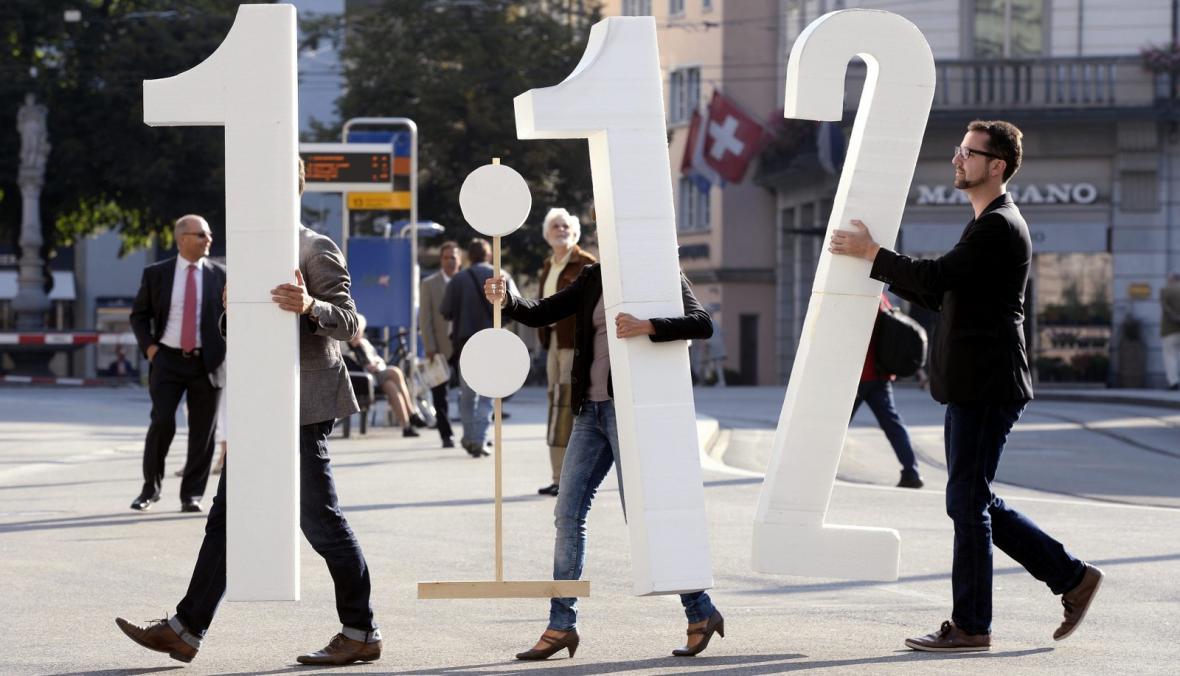 Kampaň pro švýcarskou iniciativu 1:12