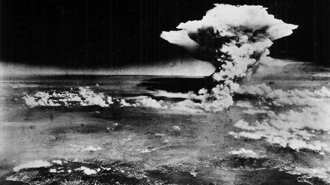 Jaderný výbuch v Hirošimě