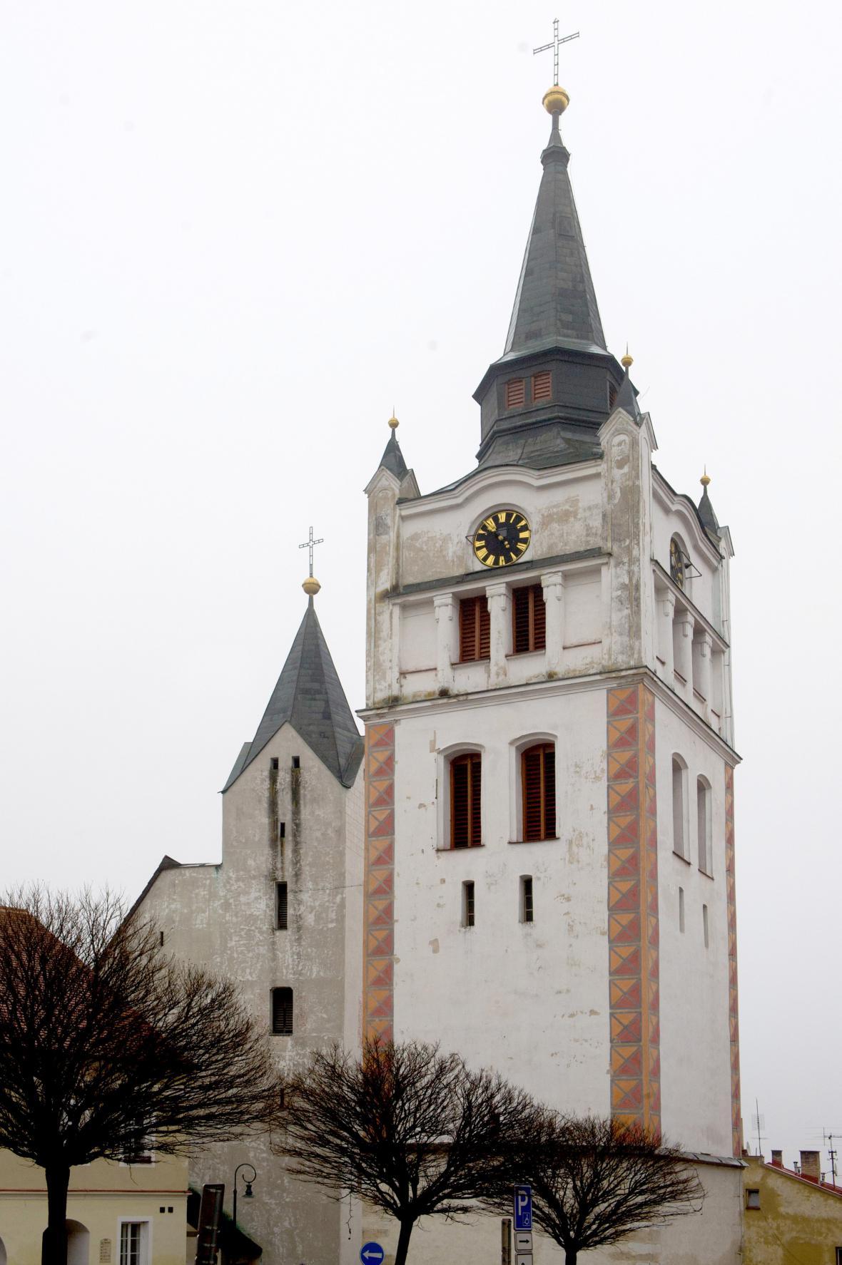 Městská zvonice ve Vimperku