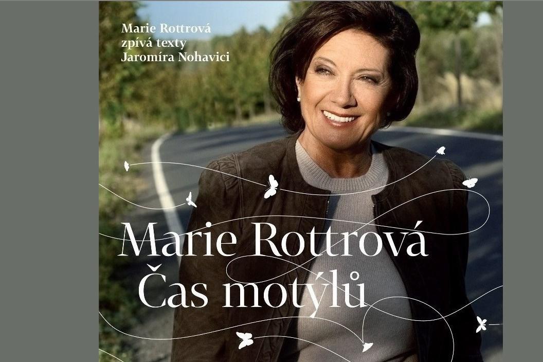 Marie Rottrová / Čas motýlů
