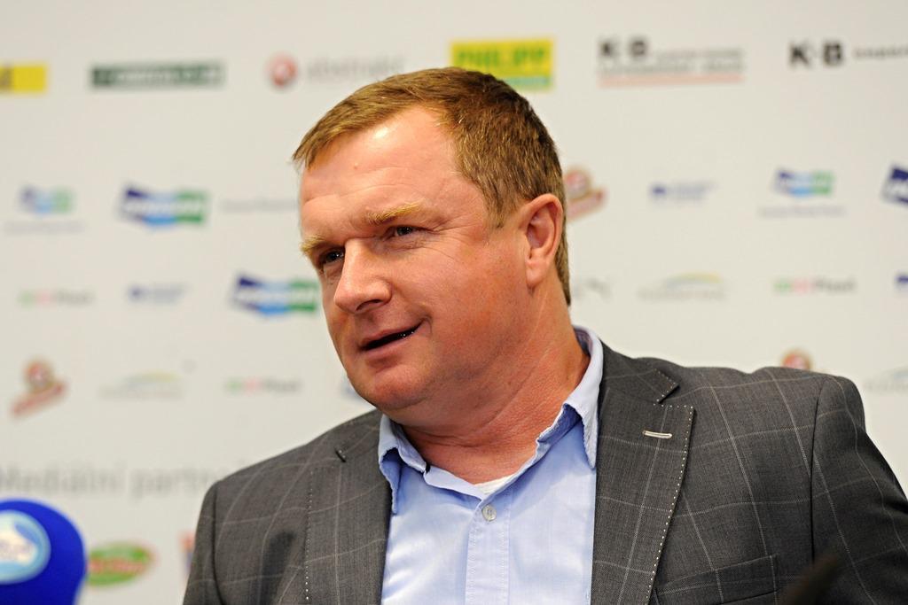 Trenér Pavel Vrba