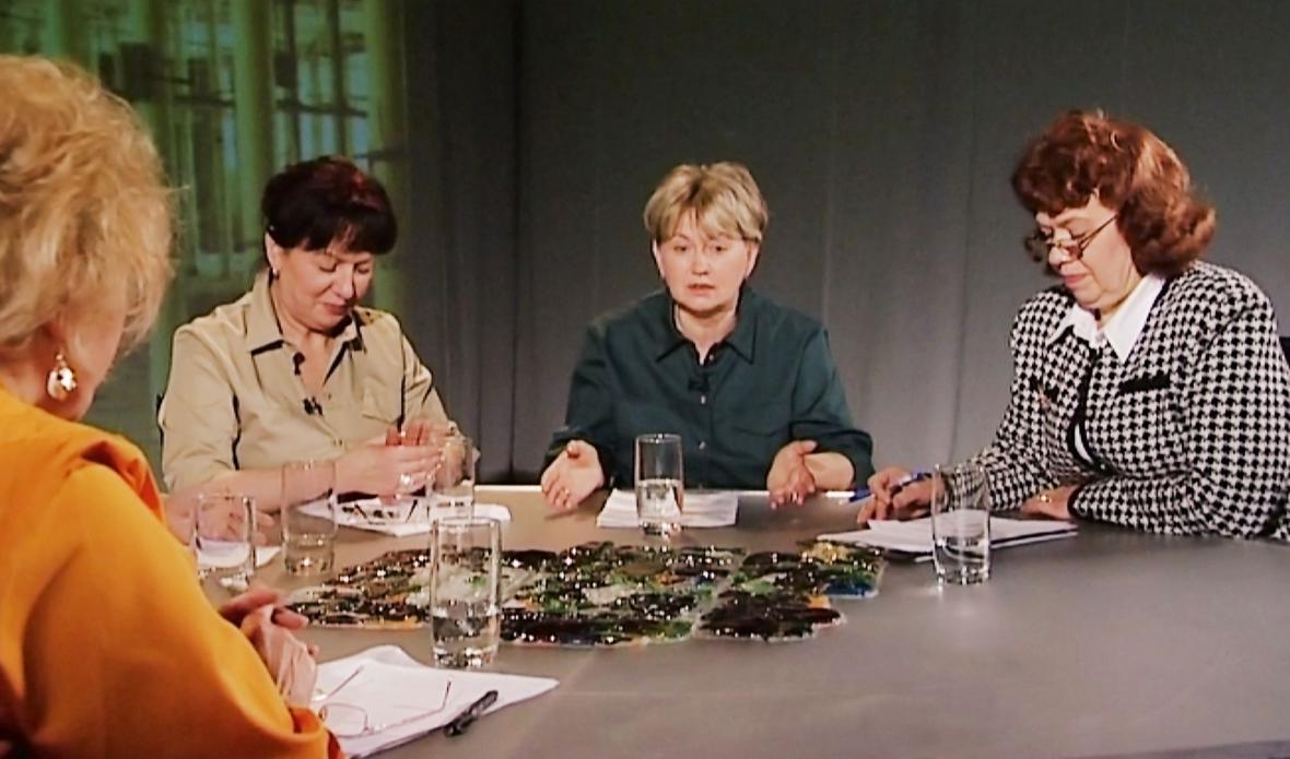 Marge Monko / Forum, 2009 (detail z videa)