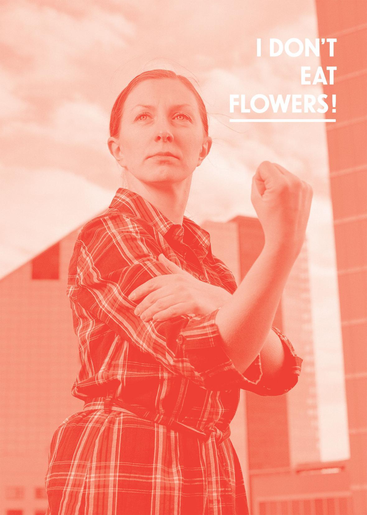 Marge Monko / I Don't Eat Flowers, 2011