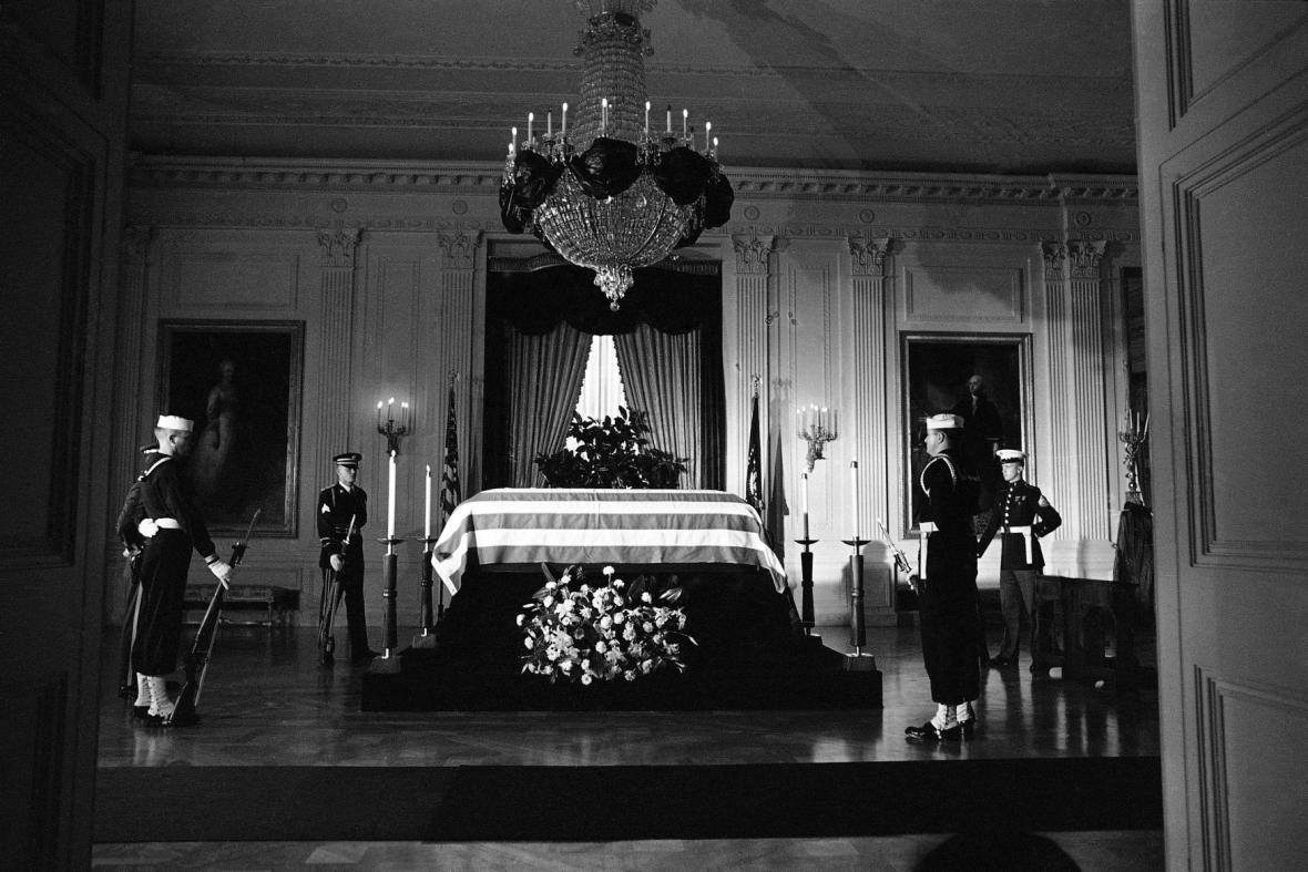 Pohřeb J.F. Kennedyho