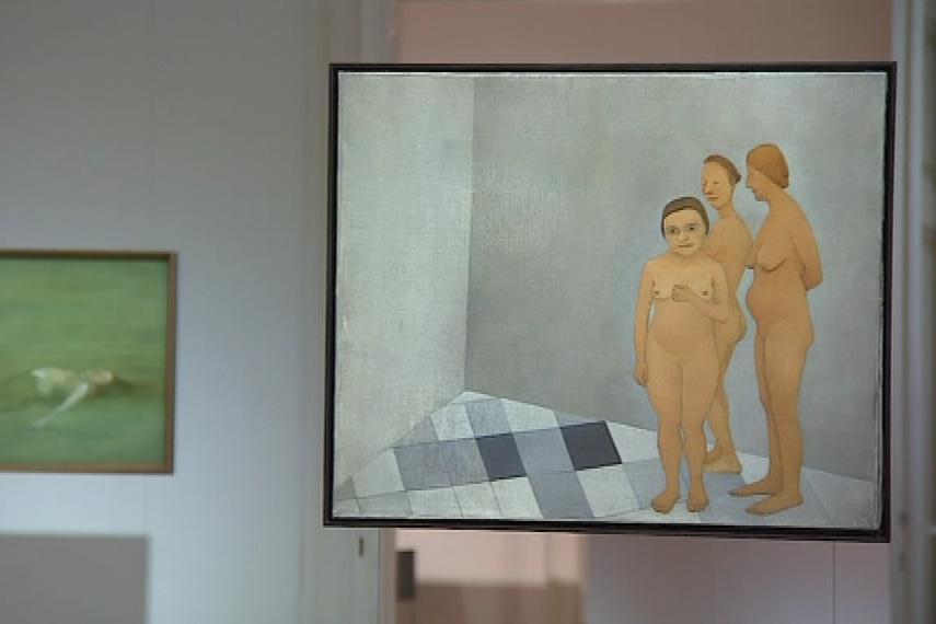 Malířka snoubí sociální umění s magickým realismem