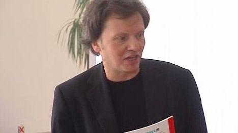 Ředitel Jiří Nekvasil