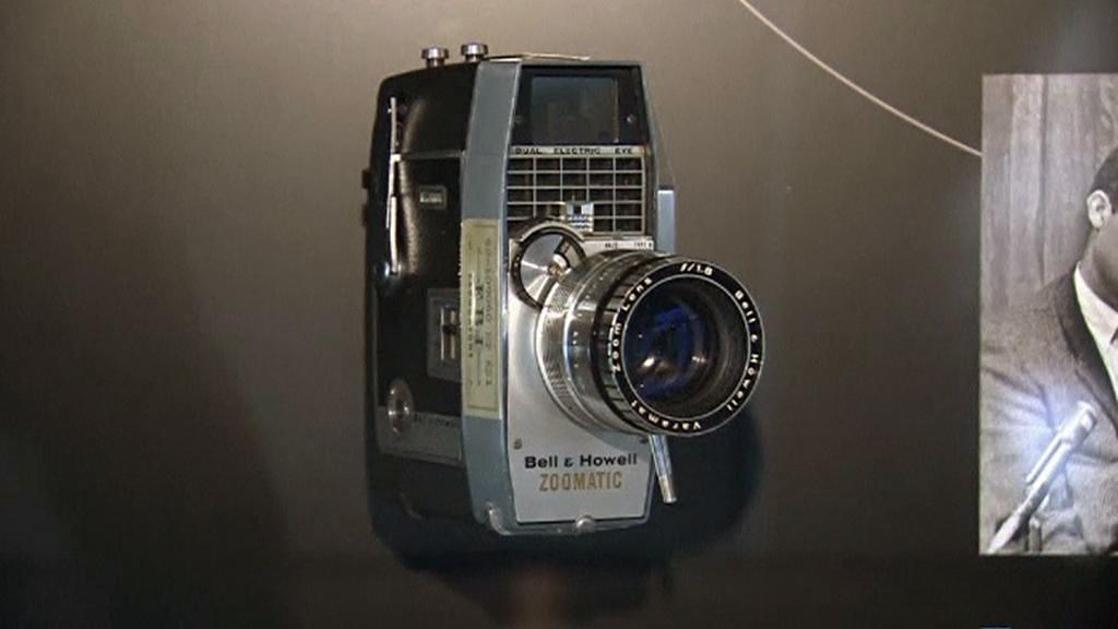 Kamera Abrahama Zaprudera