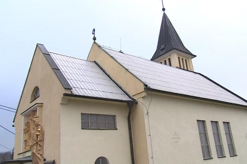 Kostel sv. Cyrila a Metoděje v Tučapech