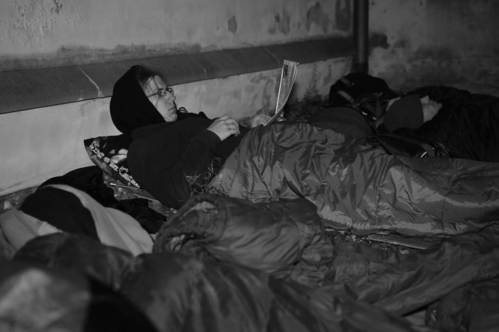Noc venku, Ostrava 2012
