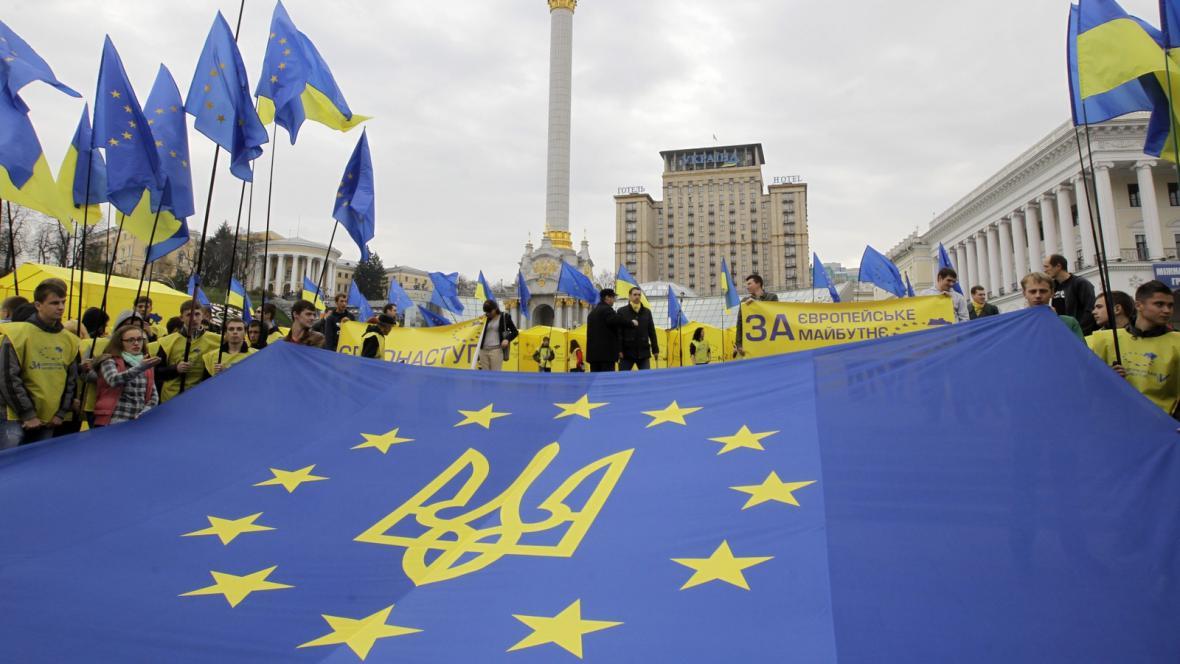 Vztahy mezi Ukrajinou a EU