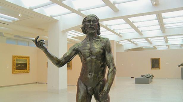 Auguste Rodin / Sv. Jan Křtitel