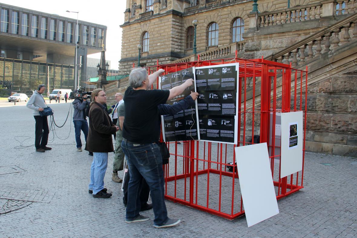 Protikomunistický protest