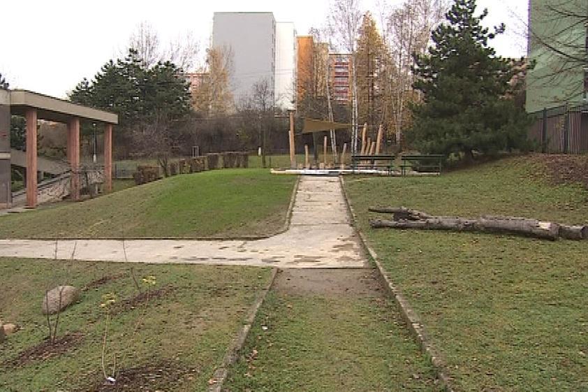 Přírodní zahrada v Brně-Starém Lískovci